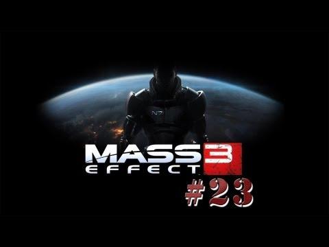 """Смотреть прохождение игры Mass Effect 3. Серия 23: """"Спасти адмирала."""""""