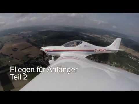 Aerospool Dynamic WT9 - Fliegen für Anfänger - Teil 2 - Full HD 1080p - (Dynamic WT-9 / WT 9)