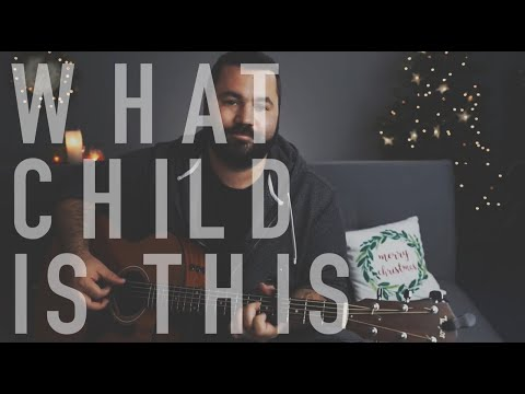 What Child Is This Live Guitar Tutorial