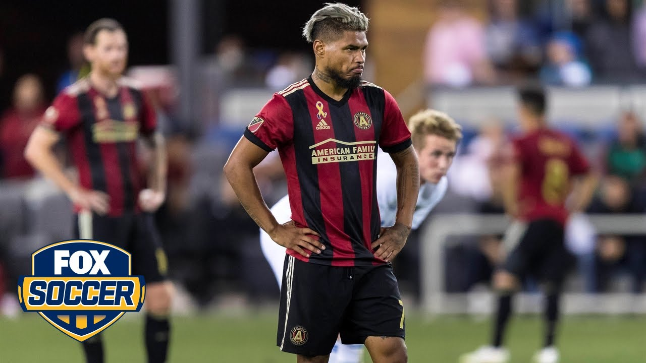 Josef Martinez scores 29th & 30th goals of season to lead Atlanta United past San Jose | FOX SOCCER
