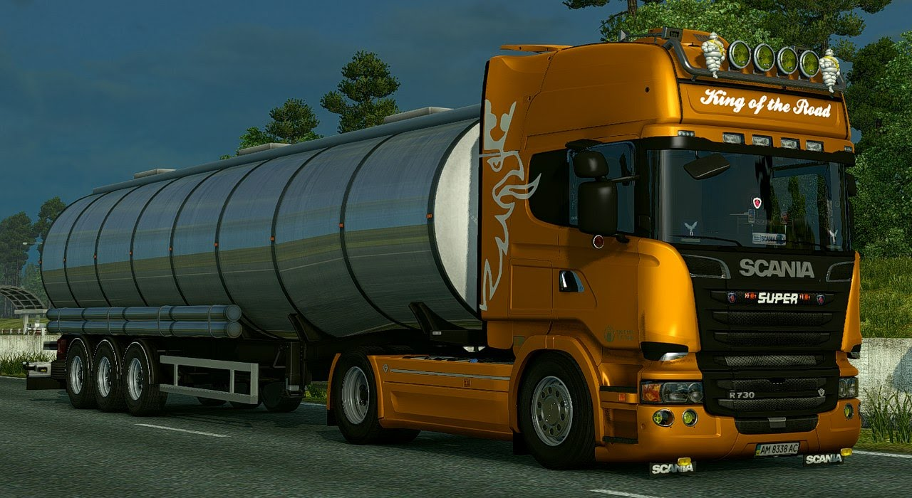 [ETS2 v1 17 x] Scania R730 v 3 0