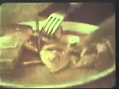Aunt Jemima Pancake Syrup Commercial 1967
