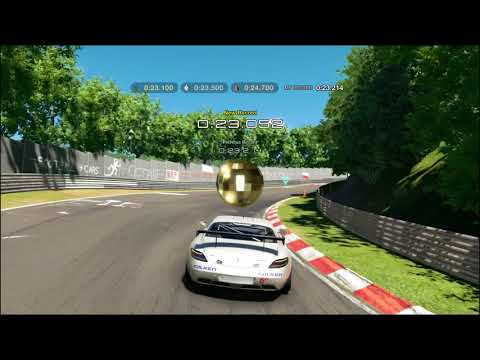 Gran turismo sport - Driving school: 36. Mastering downhill surfaces