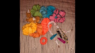 VSCO scrunchie haul + more! - vsco girl