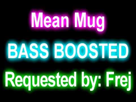 Soulja Boy - Mean Mug (Ft. 50 Cent) [BASS BOOSTED]