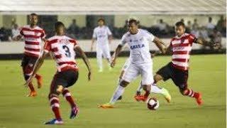 Santos x Botafogo-SP - campeonato paulista - Quartas de final