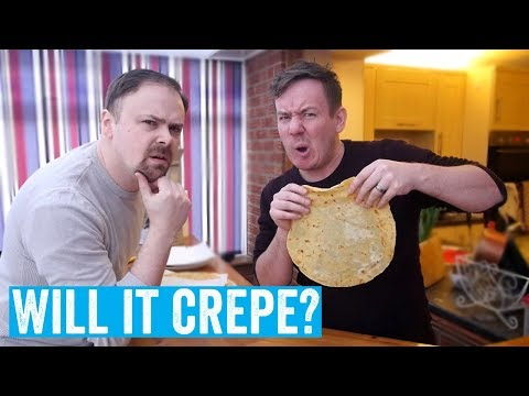 Will it Crepe? ft Ashens thumbnail