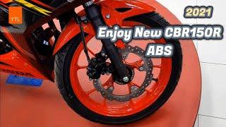 Honda CBR 150 ABS 2021 - Enjoy