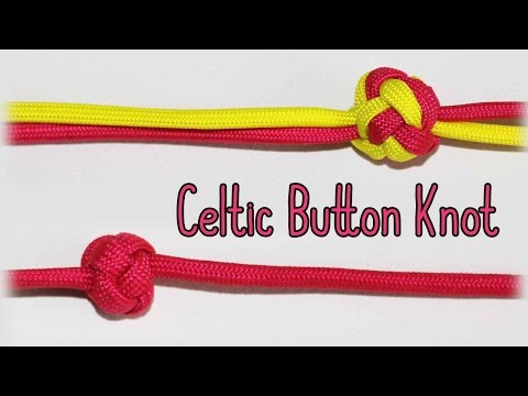 chinese button knot instructions