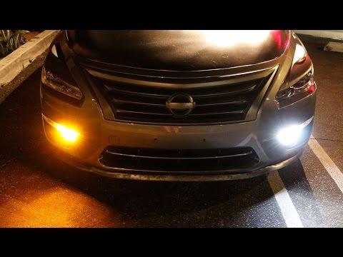 iJDMTOY Switchback LED Daytime Running Lights/Turn Signal