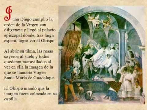 Video Apariciones de la Virgen de Guadalupe a Juan Diego