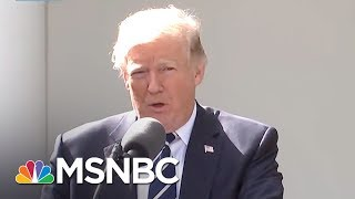Maddow: What Is President Donald Trump Hiding About U.S. Military In Niger? | Rachel Maddow | MSNBC