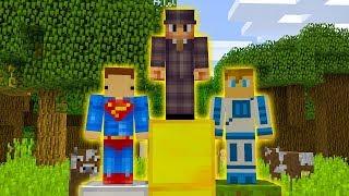 Wielkie MISTRZOSTWA Minecraft - DEALEREQ vs DOKNES vs MWK !