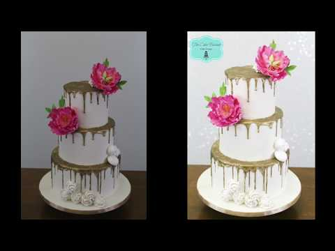 How To Edit and Add a Watermark to your Cake Pictures online quick and easy!