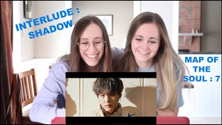 Gambar cover BTS (방탄소년단) MAP OF THE SOUL : 7 'Interlude : Shadow' Comeback Trailer REACTION!!!