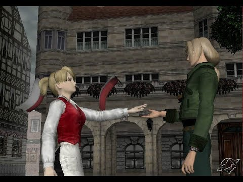 A new game begins! Shadow of Destiny! PS2 version!