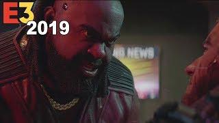 Cyberpunk 2077 - E3 2019 Cinematic Trailer [HD 1080P]