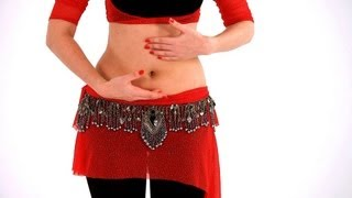 How to Do Hip Circles & Layer Shimmy | Belly Dance