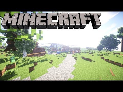 Minecraft Cinematic Medival RPG/MMO Map!