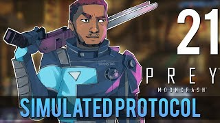 [21] Simulated Protocol (Let's Play Prey: Mooncrash w/ GaLm)