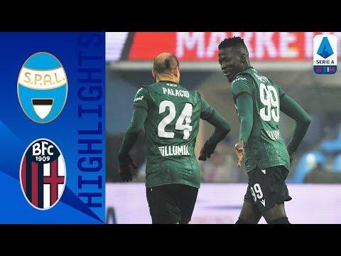 SPAL 1-3 Bologna | Barrow and Poli Score as Bologna Come Back to Win! | Serie A TIM