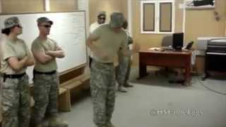Dance off - Police, Firefighters, & Soldiers Battle in Homeland Security Dance Off