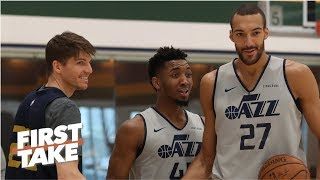 Kyle Korver's comments on racism, white privilege carry extra weight - Stephen A. | First Take