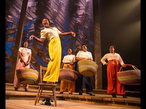 The Color Purple The Musical Revival comes to the Shubert Theatre Nov. 21 - Dec. 3