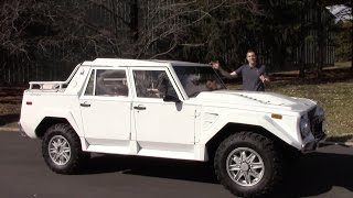 Here's Why the Lamborghini LM002 Is Worth 0,000