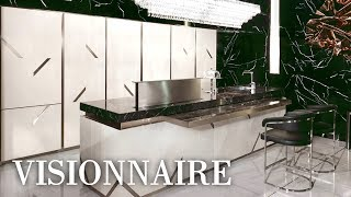 Visionnaire – Итальянские кухни – CUCINE.RU