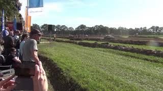2019 NK autocross Albergen Toerwagens 3e manche