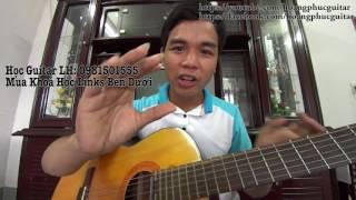 Những điều cần tránh trong quá trình tự học guitar? Tự học guitar như thế nào?