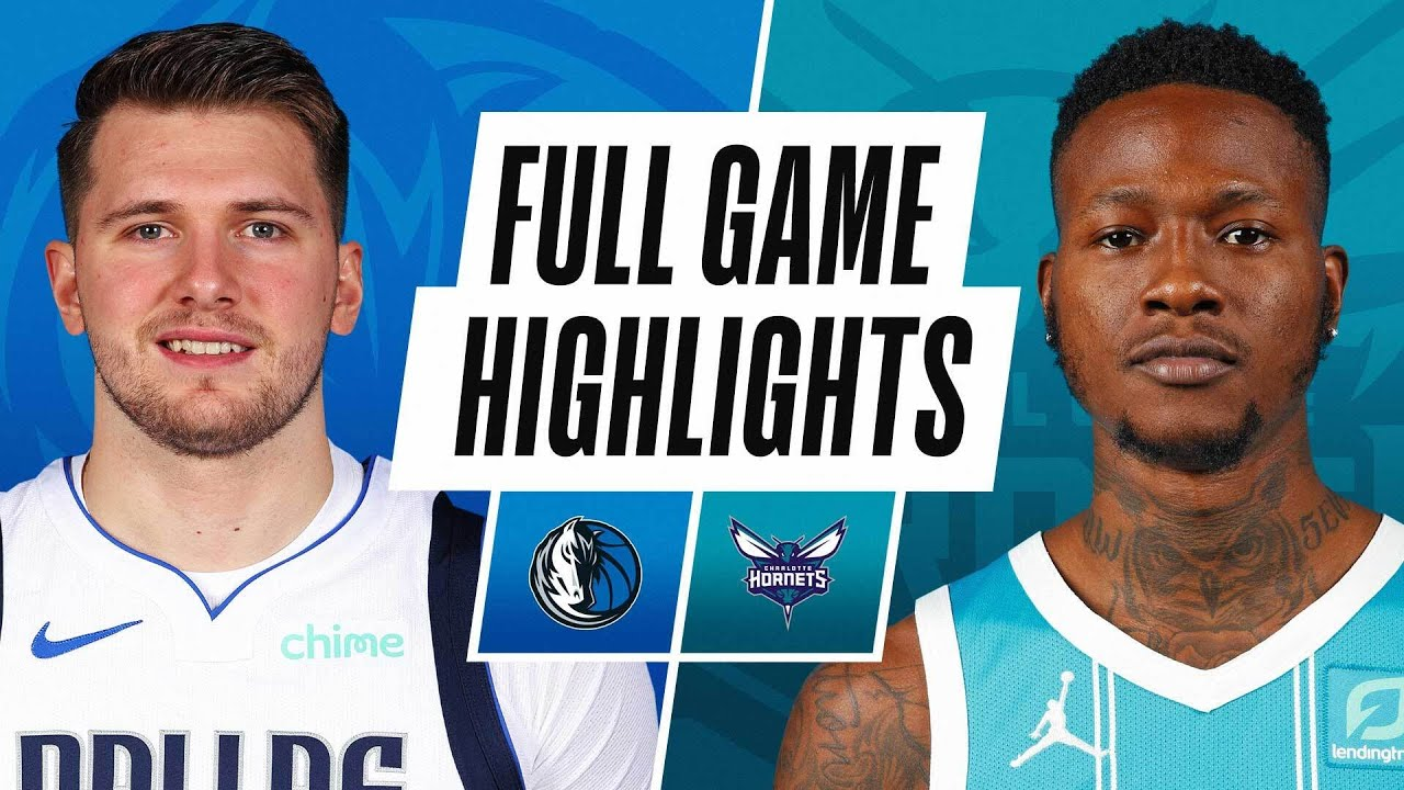 MAVERICKS at HORNETS | FULL GAME HIGHLIGHTS | January 13, 2021The Dallas Mavericks defeated the Charlotte Hornets, 104-93. Luka Doncic led the way for the Ma...