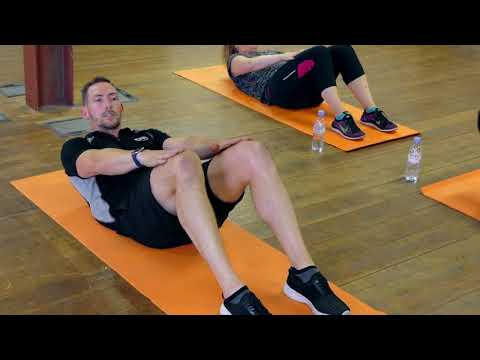 How to strengthen your core workout   Move more with MS