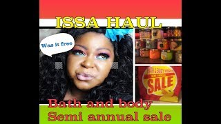ISSA HAUL 1+2=3..MEANING ALMOST FREE BBW FOR ME