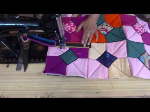 DIY FASHIONABLE SHOPPING BAG