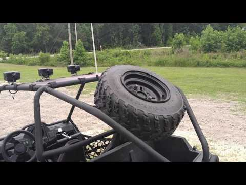 Polaris RZR 170 vs SSR 170 side by side