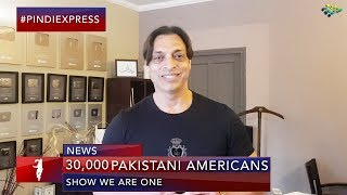 Shoaib Akhtar on Imran Khan's Welcome in USA | Bashing Haters | Refreshing Change