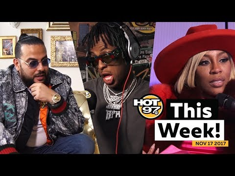 Rich The Kid brings it, Belly + The Weeknd...