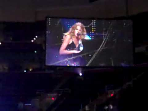 10-3-09 Taylor Swift - What Goes Around
