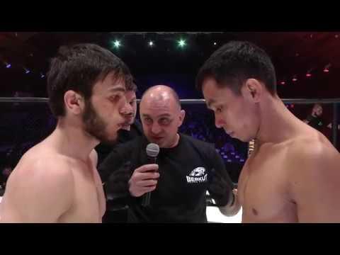BYE1: Samat Zhagparov   vs.   Said- Magomed Batukaev
