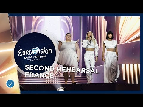France 🇫🇷 - Bilal Hassani - Roi - Exclusive Rehearsal Clip - Eurovision 2019