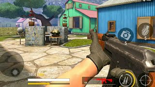 ASSAULT ARENA Gameplay Android