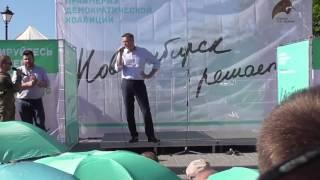Навальный против боевика ДНР