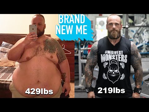 I Lost 210lbs By Beating My Addictions | BRAND NEW ME