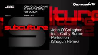 John O'Callaghan feat. Cathy Burton - Perfection (Shogun Remix)