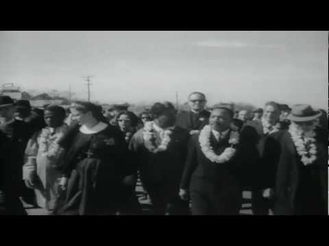 Civil Rights March From Selma To Montgomery