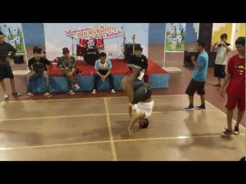 Punkhaoniew crew vs Champa Laos 2012
