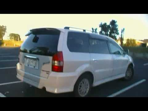 Mitsubishi Chariot Grandis 1999 for sale in Auckland  Exterior Video