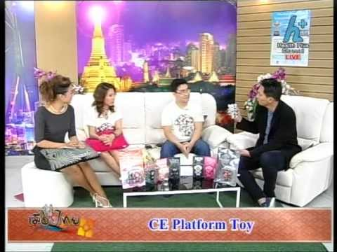 CE interview on air @ TeeNee Thailand, TNT24 TV